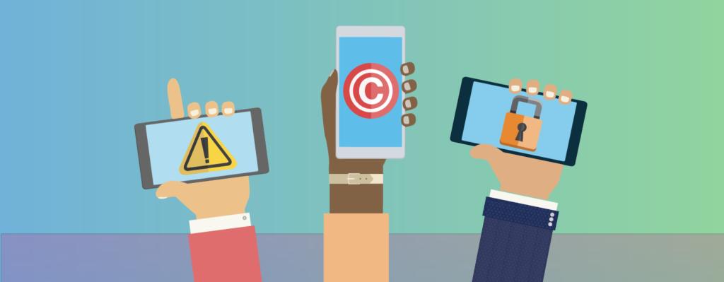 Social Media copyright