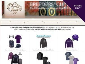 Breeders' Cup - Before Envy